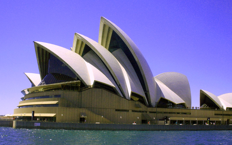 Royal Caribbean Australia Cruisetour Opera House