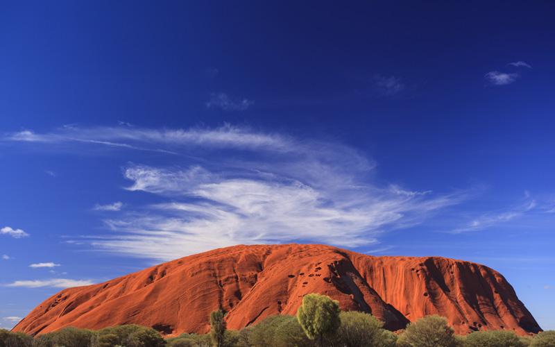 Royal Caribbean Australia Cruisetour, Uluru Rock