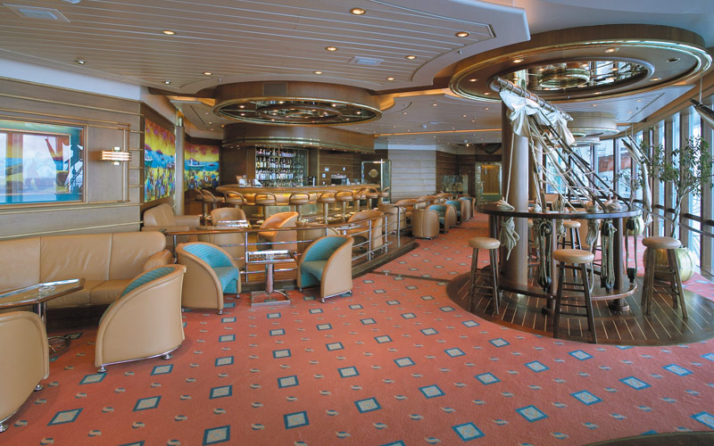 Royal Caribbean Enchantment of the Seas Schooner B