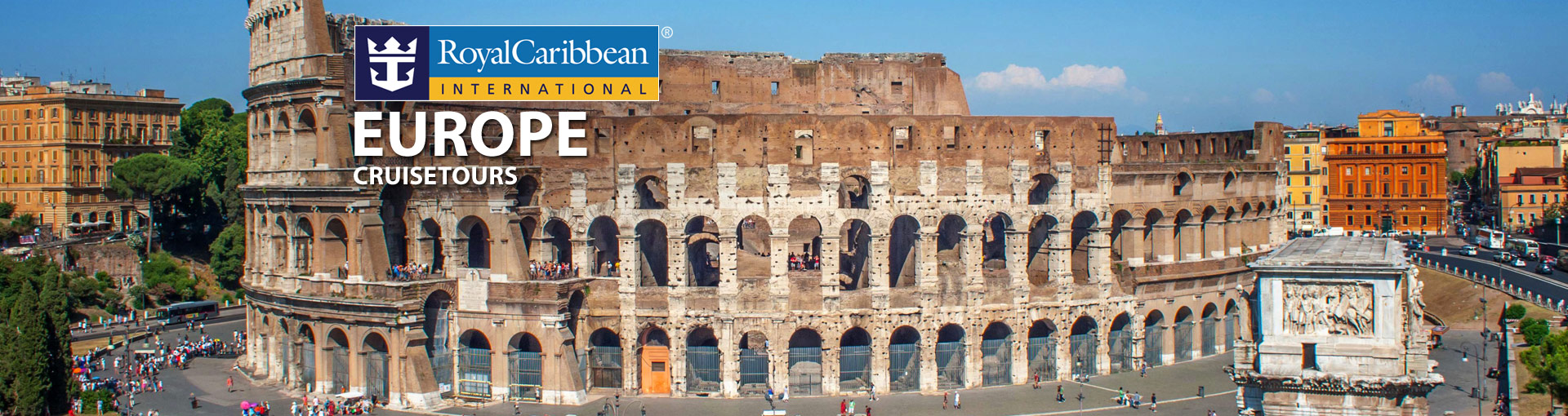 Royal Caribbean Europe Cruisetours