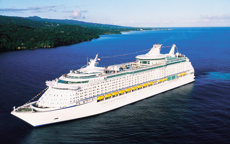 Royal Caribbean Explorer of the Seas exterior 02