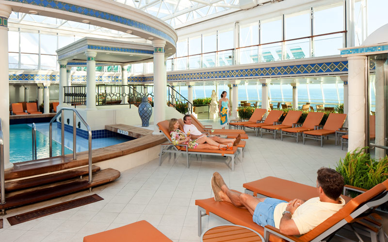 Photo Adventure Of Seas Deck Plan Images Voyager The