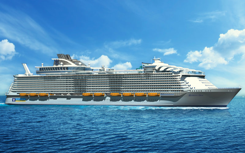 Royal Caribbean Harmony of the Seas Profile