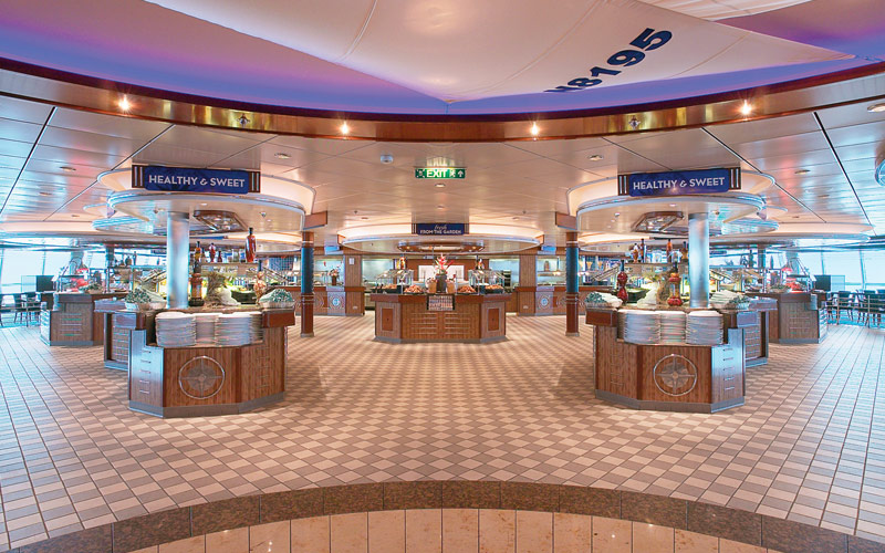 Royal Caribbean Jewel of the Seas Windjammer