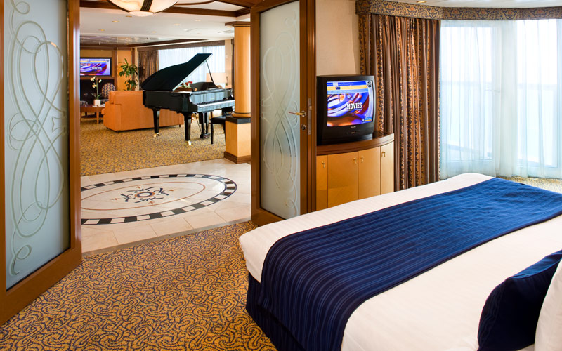 Royal Caribbean Legend of the Seas Royal Suite
