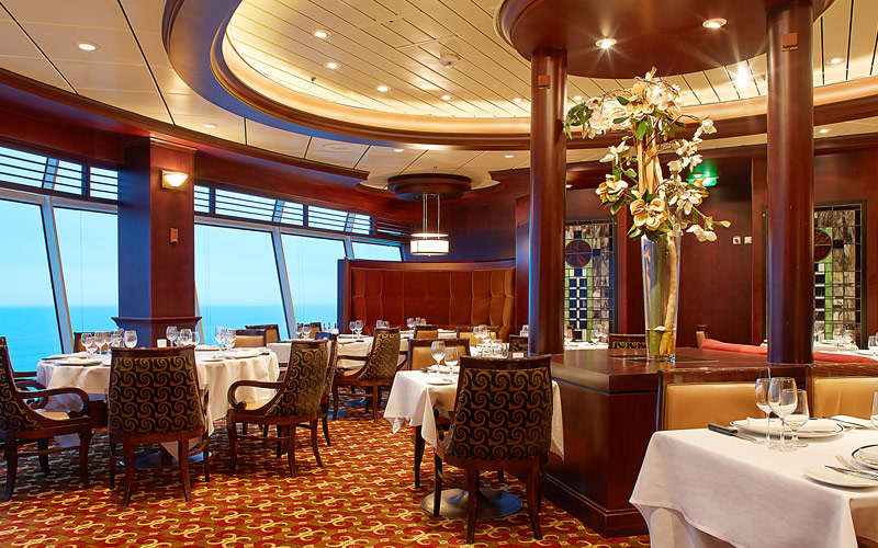 Royal Caribbean Mariner of the Seas Chops Grille
