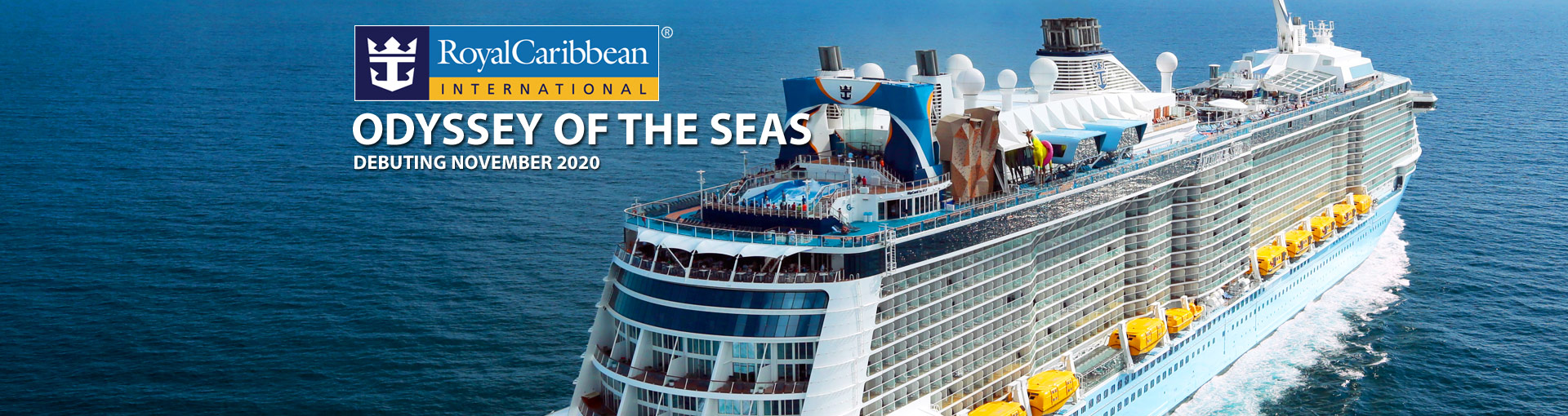 Royal Caribbean Odyssey of the Seas Cruise Ship