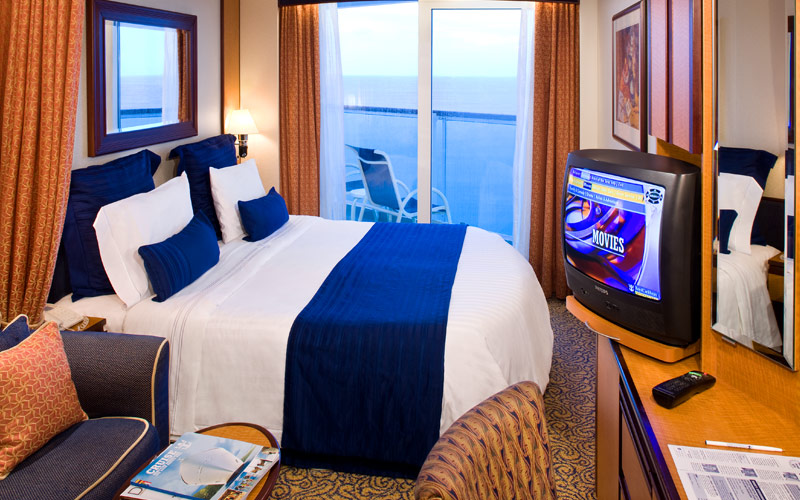 Royal caribbean 39 s radiance of the seas cruise ship 2017 for Alaska cruise balcony room