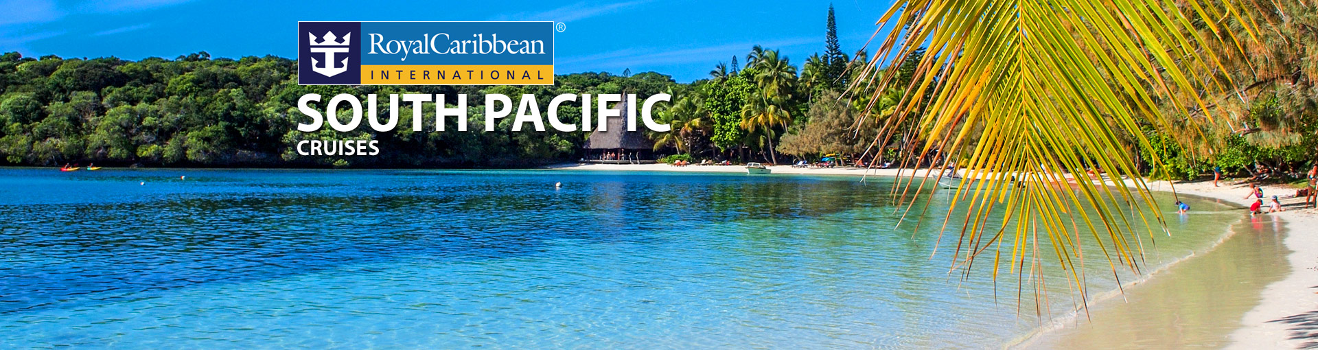 Royal Caribbean South Pacific cruises