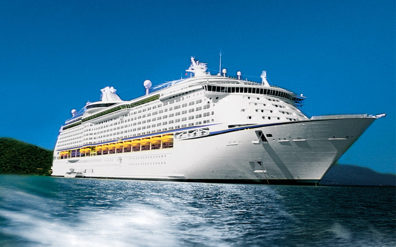 Royal Caribbean Voyager of the Seas exterior