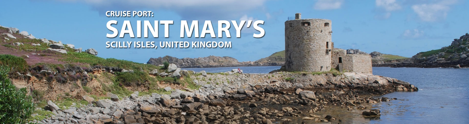 Cruises to Saint Mary
