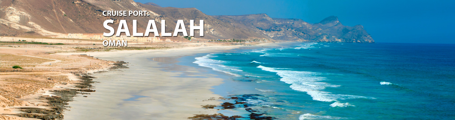 Cruises to Salalah, Oman