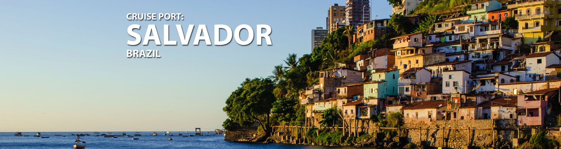 Cruises to Salvador, Brazil