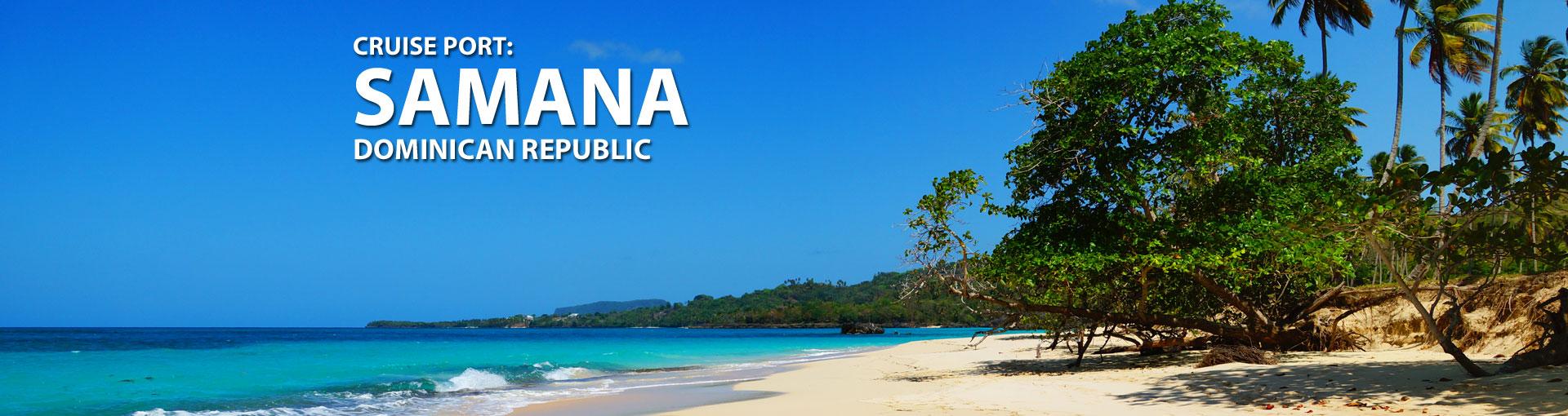Cruises to Samana, Dominican Republic
