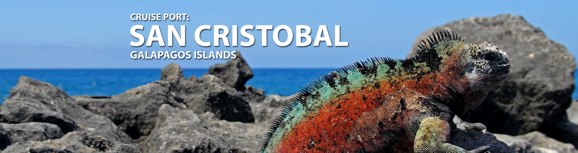 Cruises from San Cristobal, Galapagos Islands