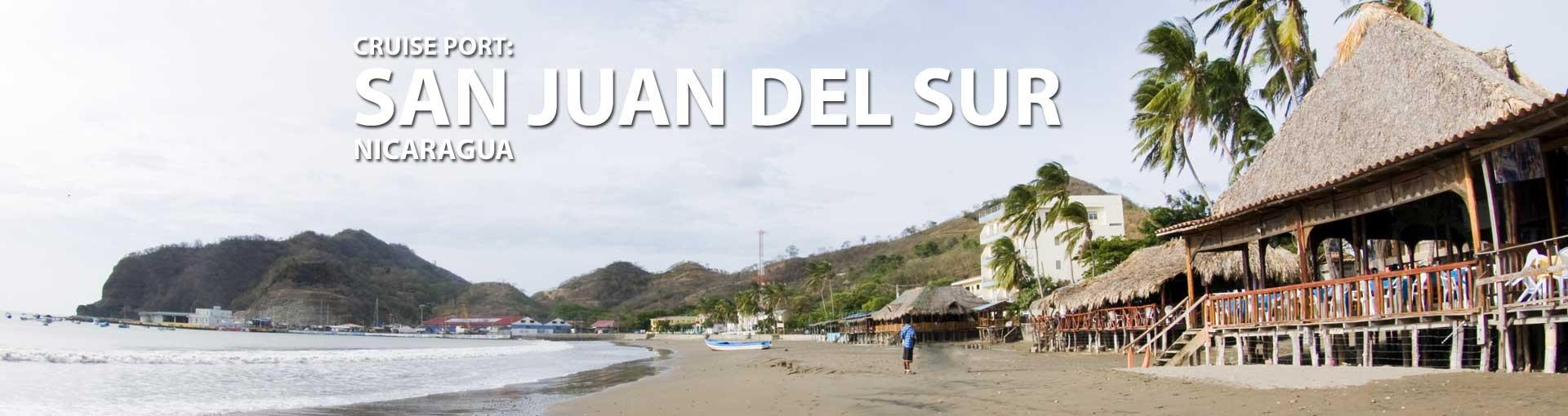 Cruises to San Juan Del Sur, Nicaragua