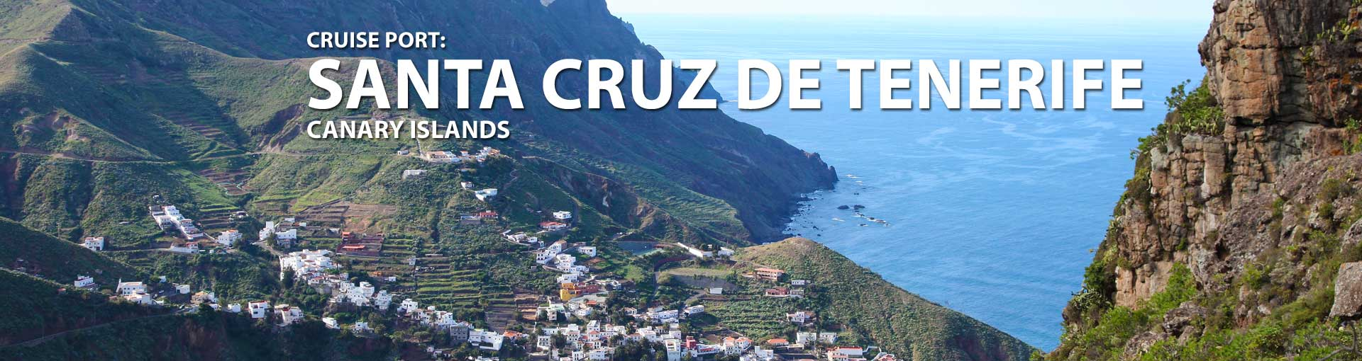 Cruises to Santa Cruz De Tenerife, Canary Islands
