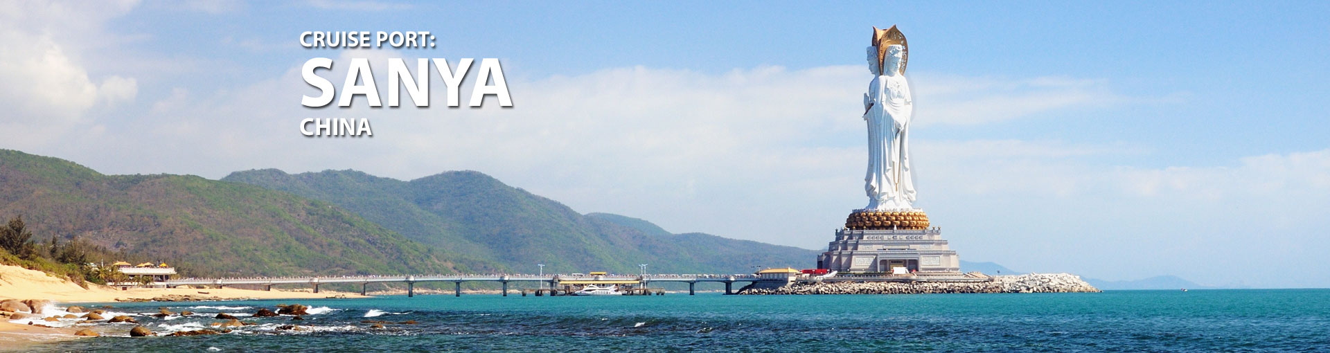 Cruises to Sanya, China