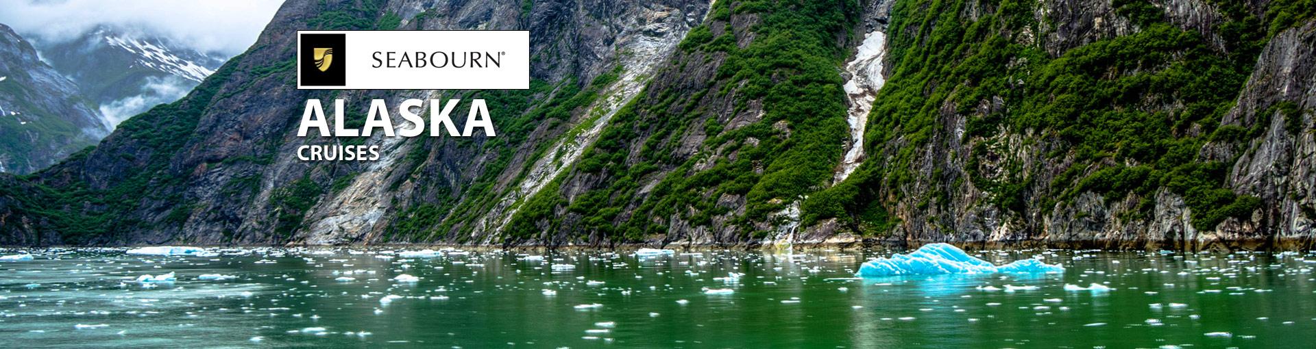 Seabourn Cruise Line Alaska Cruises