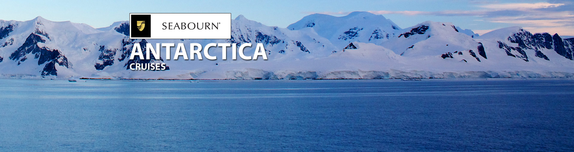 Banner for Seabourn Antarctica