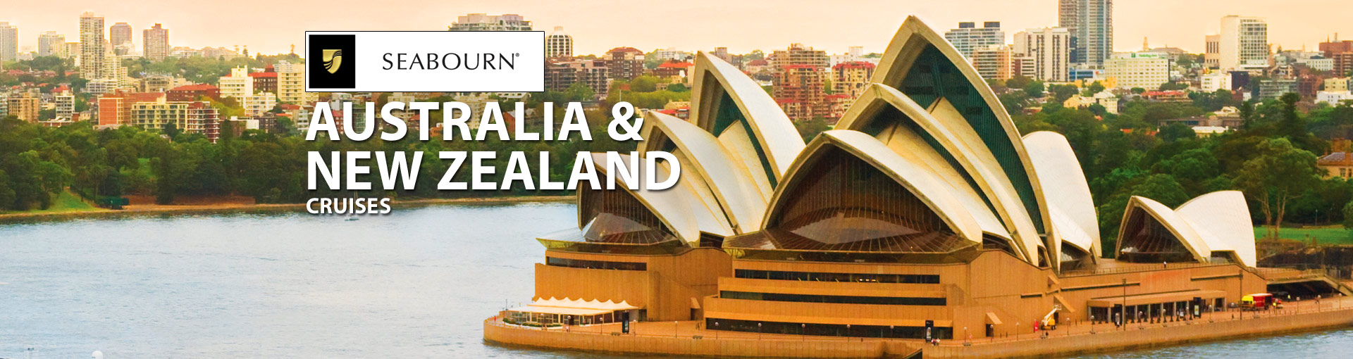 Banner image for Seabourn Australia cruises
