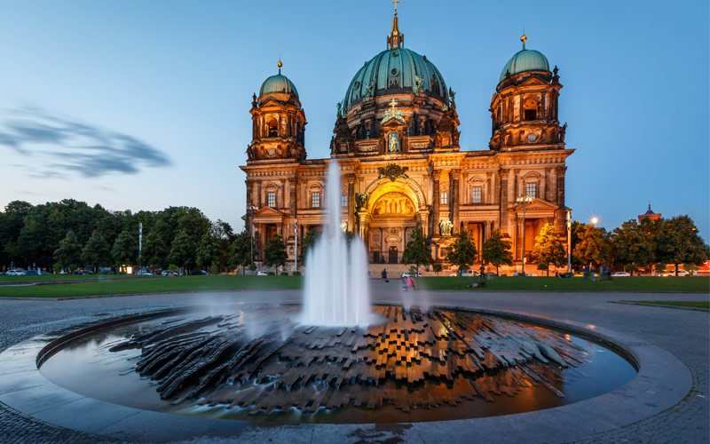 Berlin Cathedral Germany Seabourn Northern Europe