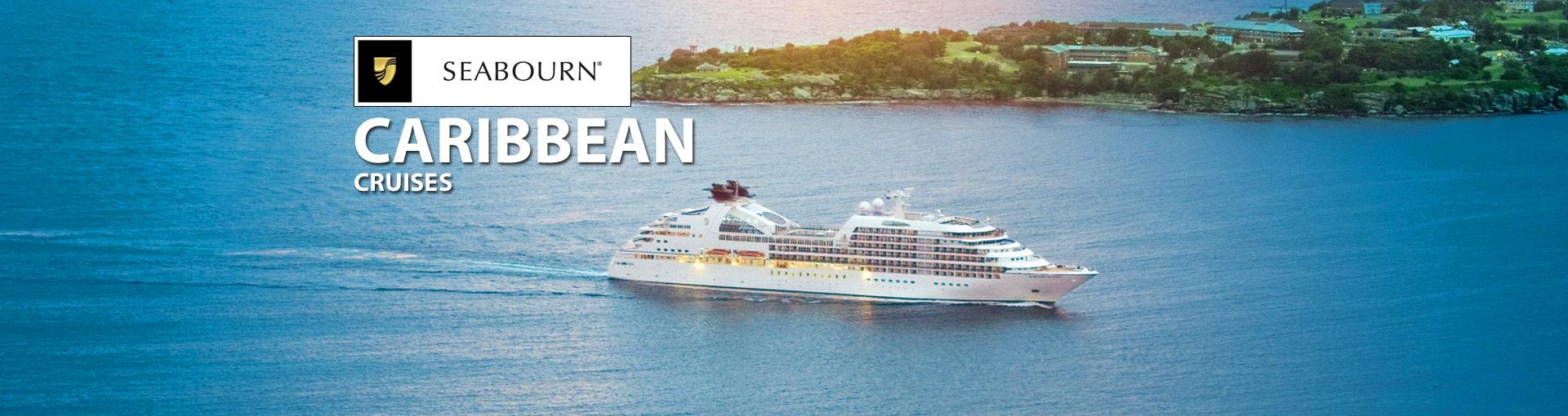 Seabourn Caribbean Cruises