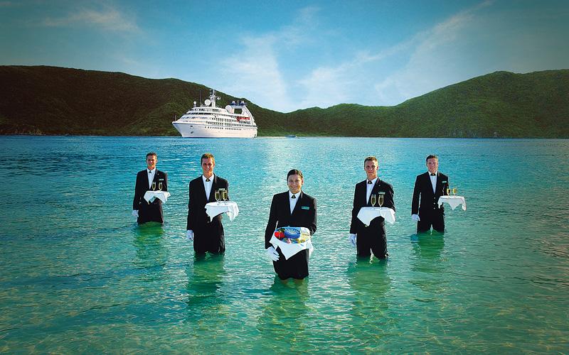 Seabourn Cruise Line Photo Gallery
