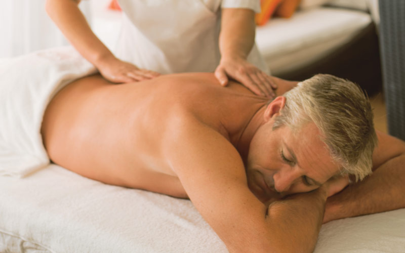 The Spa at Seabourn Massage