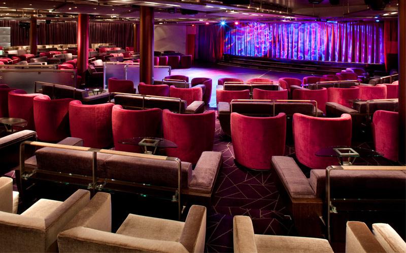 Seabourn Cruise Line Seabourn Odyssey Grand Salon