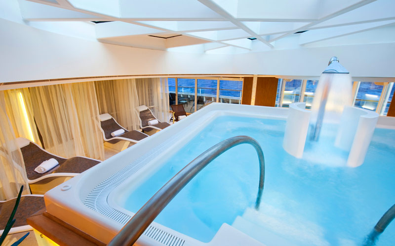 Seabourn Cruise Line Seabourn Odyssey Hydrotherapy