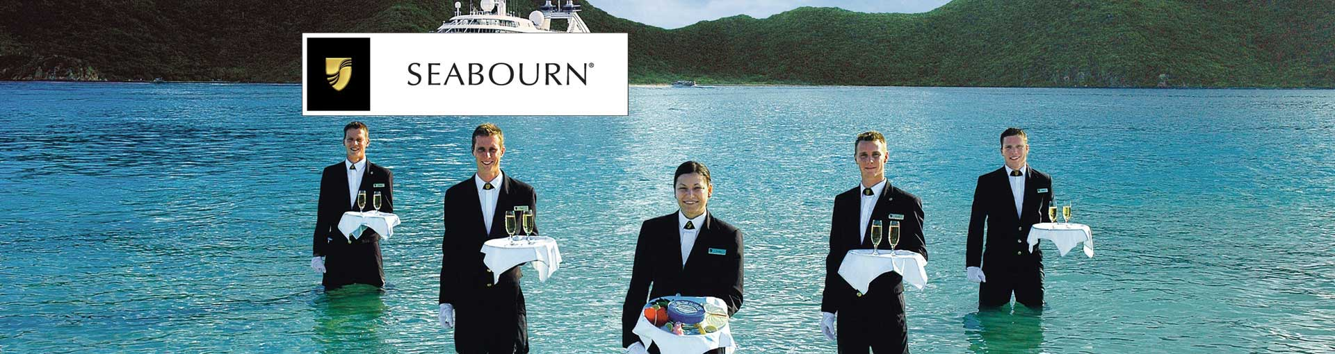 Already Booked with Seabourn Cruise Line