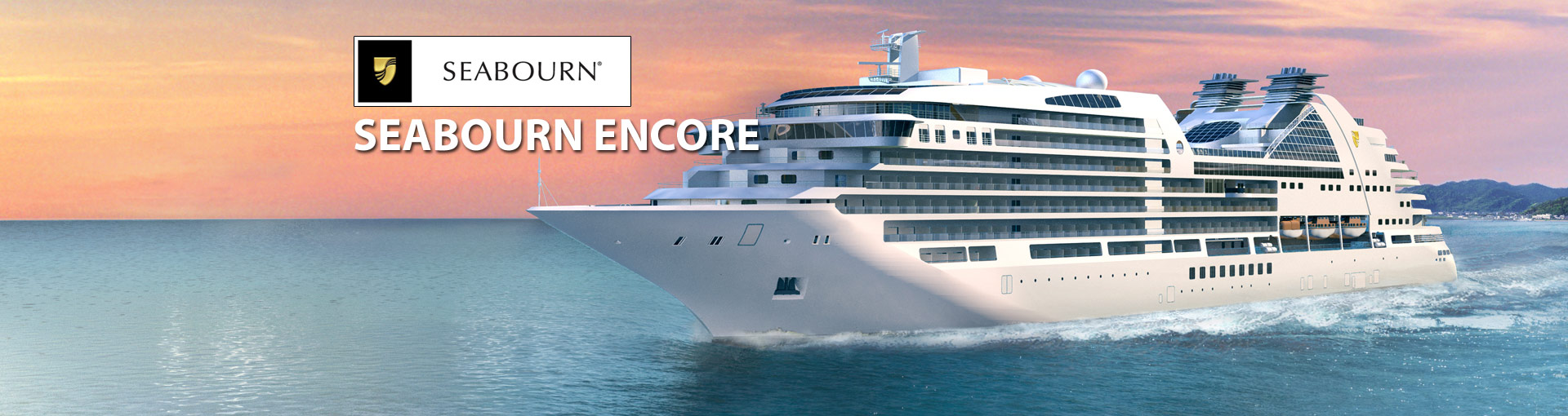 Seabourn Encore Cruise Ship, 2017 Seabourn Encore destinations, deals ...