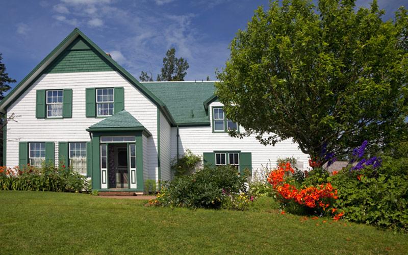 Green Gables Prince Edward Island Seabourn Canada