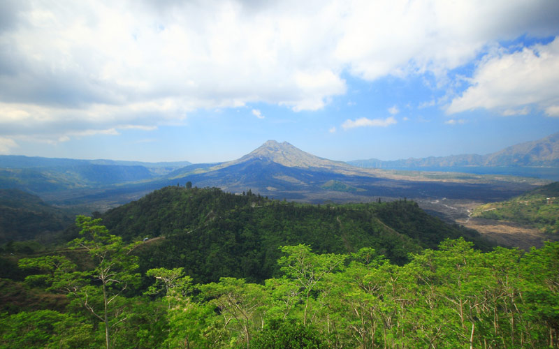 Kintamani volcano Bali, Indonesia Seabourn Asia
