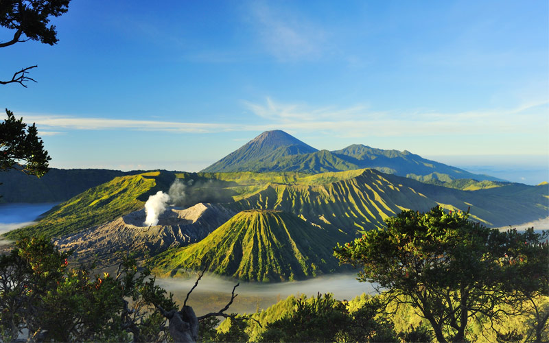Mount Bromo, Java, Indonesia Seabourn Asia