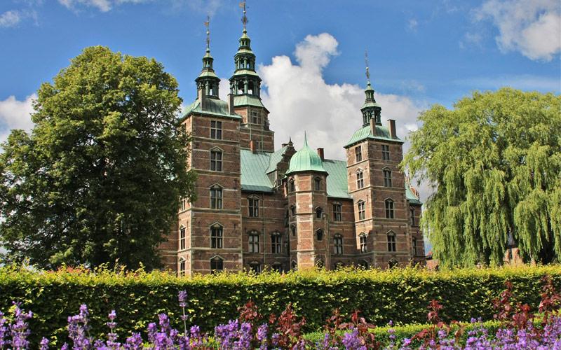 Rosenborg Castle, Copenhagen Seabourn Europe