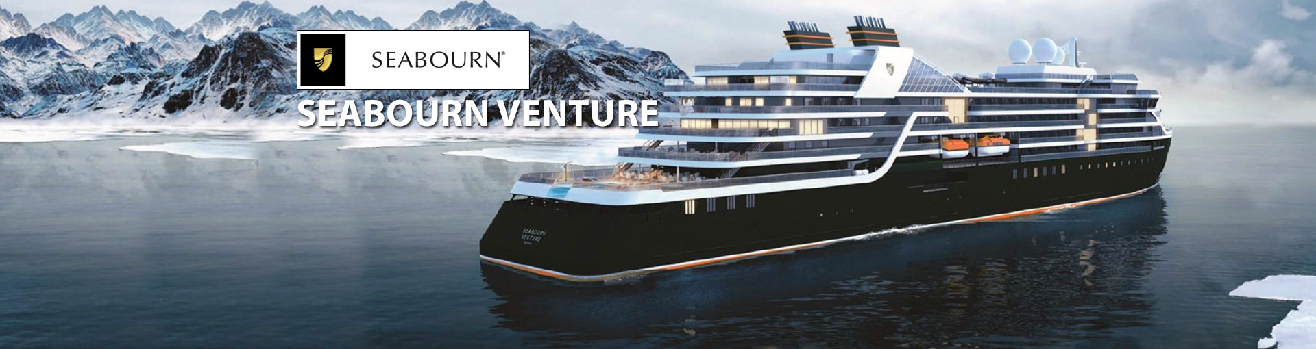 Banner for Seabourn Venture