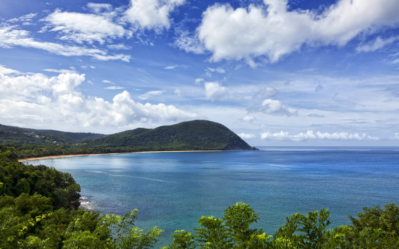 Deshaies, Basse-Terre Seabourn Transatlantic