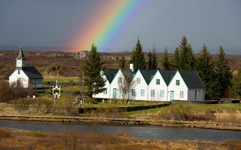 Thingvellir Park, Iceland Seabourn Transatlantic