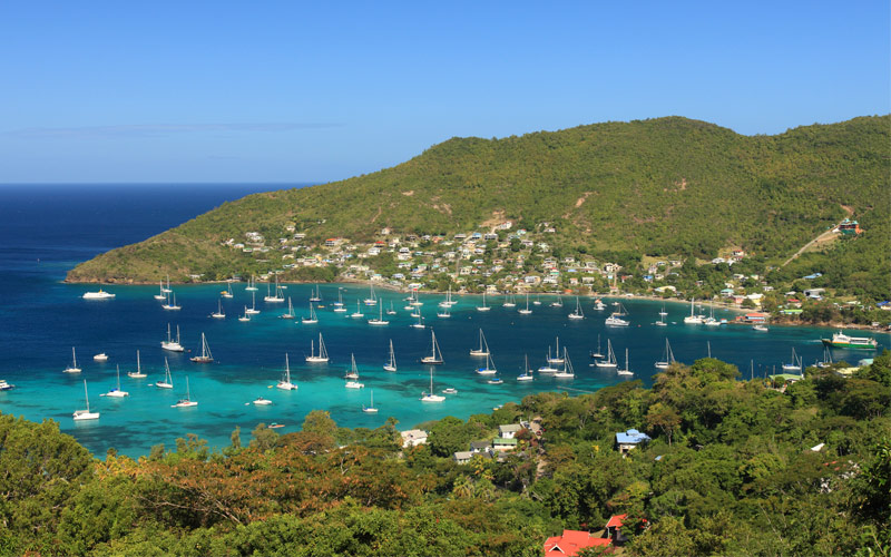 Bequia Island, St. Vincent Seabourn Caribbean