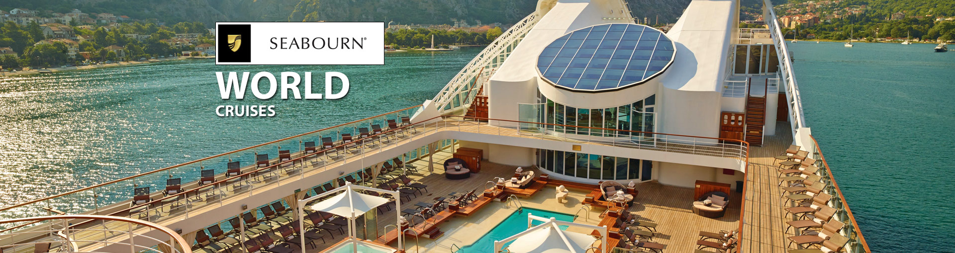 Banner image for Seabourn World Cruise