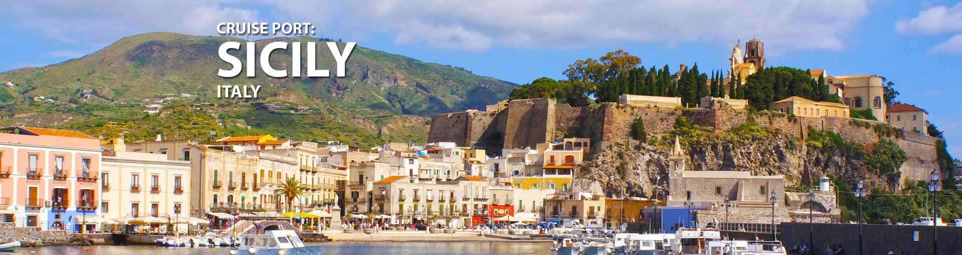 Cruises to Sicily, Italy