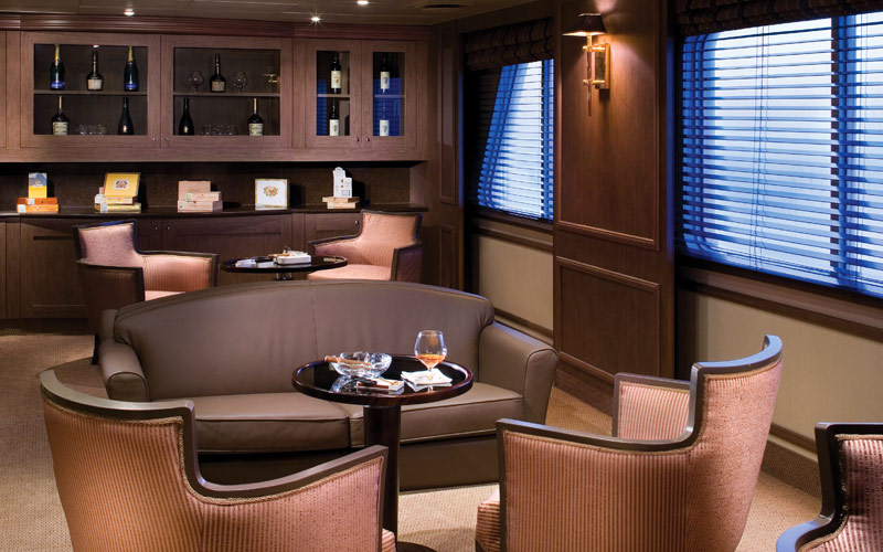 Silversea Cruise Line Silver Explorer Connoisseur