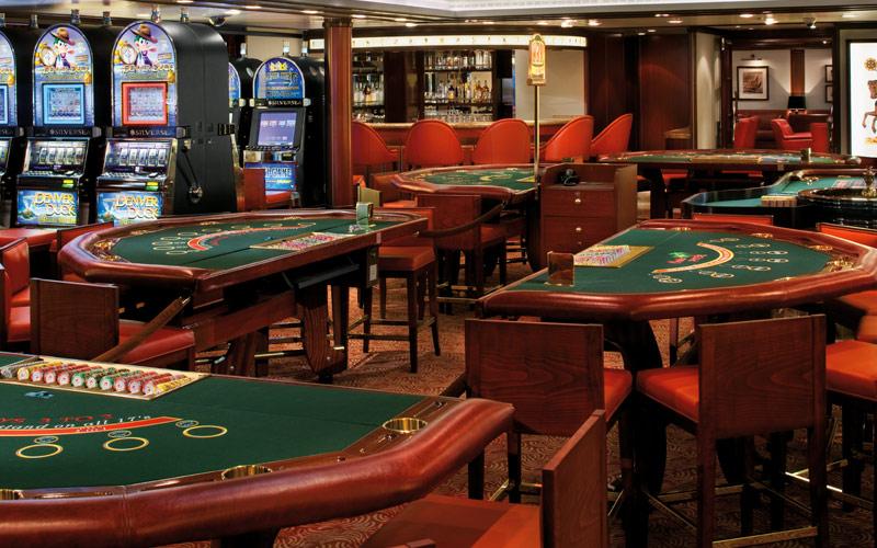 Silversea Cruise Line Silver Spirit Casino