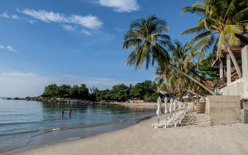Chaweng Beach Koh Samui, Thailand Silversea Asia