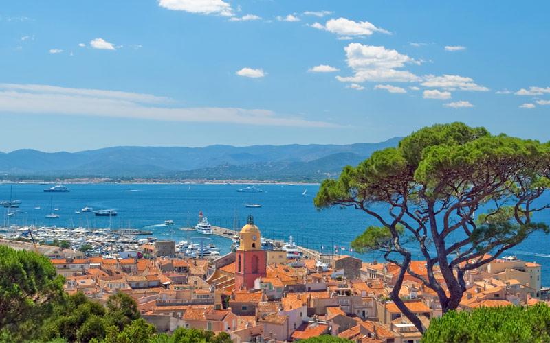 St. Tropez, France Silversea Cruises Mediterranean