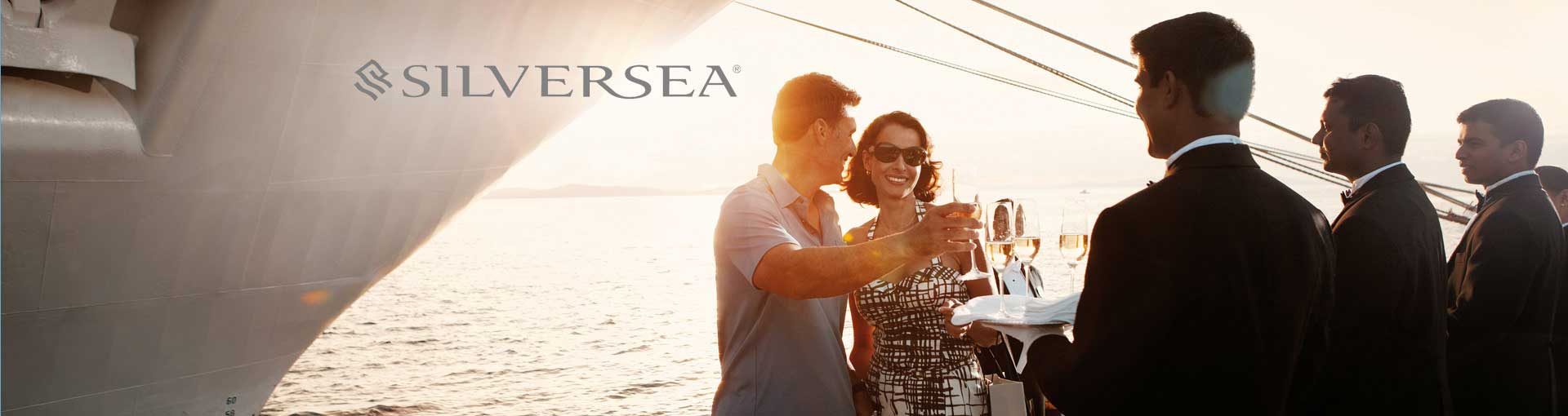 Already Booked with Silversea Cruises