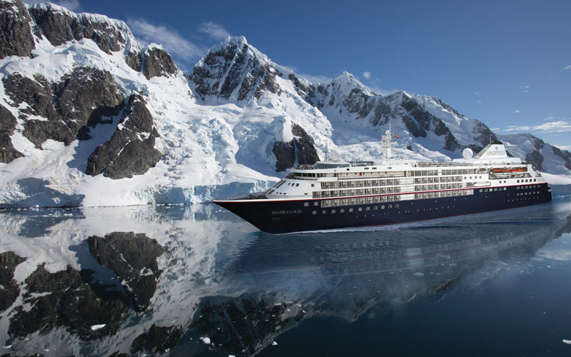 Silver Cloud Expedition Rendering