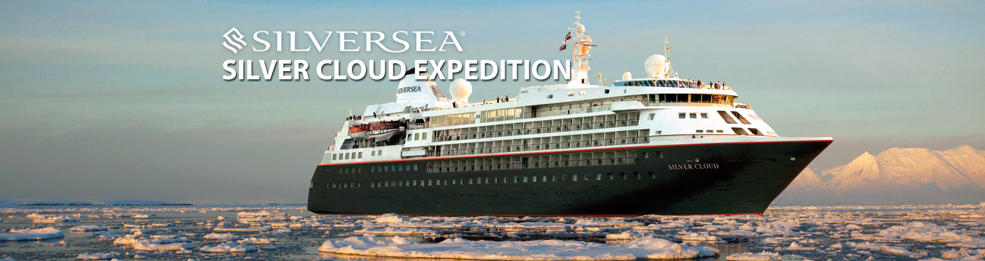 Silversea Cruises Silver Cloud Expedition Ship